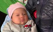 Xót thương bé gái sơ sinh bị bỏ lại trước cổng chùa trong đêm đông giá rét