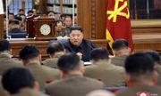 Ông Kim Jong-un chủ trì hội nghị quân sự quan trọng giữa lúc căng thẳng với Mỹ leo thang