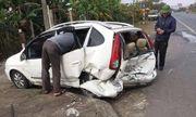 Thái Bình: Ô tô phanh gấp gây tai nạn khiến 1 người tử vong