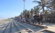 Tìm thấy thi thể du khách người nước ngoài mất tích trong lúc tắm biển ở Quảng Nam