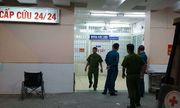 Vụ nổ súng tại bệnh viện Trưng Vương: Bệnh nhân có dấu hiệu trầm cảm nặng