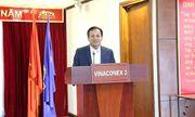 Vinaconex muốn bán sạch vốn tại VC2, Chủ tịch Đỗ Trọng Quỳnh đăng ký mua vào