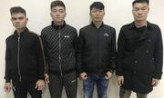 Hà Nội: Bắt giữ nhóm đối tượng đe dọa