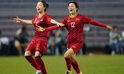 Tuyển nữ Việt Nam bất ngờ nhận tin vui tại vòng loại Olympic 2020, HLV Mai Đức Chung nói gì?