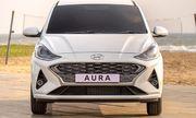 Hyundai ra xe cỡ nhỏ Aura ra mắt thị trường Ấn Độ, giá từ 189 triệu đồng