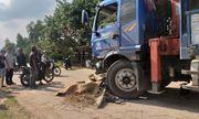 Nam thanh niên bị xe tải đâm tử vong trên đường đi đón mẹ