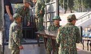 Cận cảnh sân vận động diễn ra phiên xét xử vụ nữ sinh giao gà bị sát hại ở Điện Biên