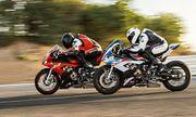 Chiêm ngưỡng siêu phẩm S 1000 RR hoàn toàn mới của BMW Motorrad