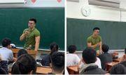 Thầy giáo sở hữu thân hình 6 múi, mặt đẹp như tượng tạc khiến dân mạng khó rời mắt