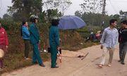 Chấn động: Nghi vấn thanh niên ngáo đá chém tử vong 5 người ở Thái Nguyên