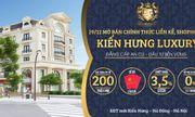 Mở bán chính thức liên kế, shophouse Kiến Hưng Luxury