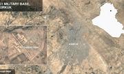 Tấn công bằng rocket ở Iraq làm công dân và binh sĩ Mỹ thương vong