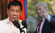 Tổng thống Philippines thẳng thừng từ chối lời mời thăm Mỹ của ông Trump