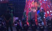 Công an đột kích vũ trường Lodge ở Nha Trang, phát hiện nhiều người dương tính với ma túy