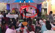Mời rượu không thành, chú rể ở Tam Đảo đột ngột phá tan sân khấu đám cưới
