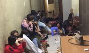 """Hải Phòng: Công an đột kích quán karaoke, bắt giữ nhiều """"dân chơi"""" dương tính với ma túy"""