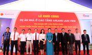 Tập đoàn Nam Cường khởi công tòa nhà Anland Lakeview tại khu đô thị Dương Nội, Hà Đông