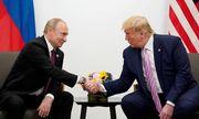 Nhà Trắng công bố nội dung cuộc điện đàm giữa hai nhà lãnh đạo Nga-Mỹ
