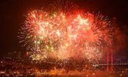 Chiêm ngưỡng những màn pháo hoa rực rỡ chào đón năm mới 2020 trên khắp thế giới