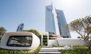 Cận cảnh tòa nhà in 3D lớn nhất thế giới chuẩn bị đi vào hoạt động