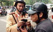 Hà Nội: Nhiều trường hợp vi phạm nồng độ cồn, tài xế chống đối CSGT khi bị xử phạt