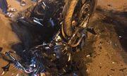 Va chạm xe máy kinh hoàng ở Vĩnh Phúc, 3 thanh niên tử vong