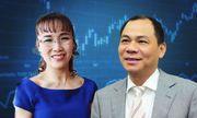 Top 5 doanh nhân giàu nhất sàn chứng khoán Việt Nam năm 2019