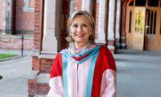 Cựu Ngoại trưởng Mỹ Hillary Clinton làm hiệu trưởng trường đại học