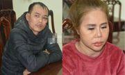 """Trường """"con"""" Nam Định và người tình bị bắt vì mua bán ma túy"""