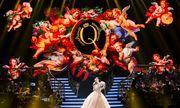 Hơn 4000 khán giả xếp hàng dưới tiết trời se lạnh của Hà Nội để nghe Lệ Quyên hát trong Q show 2