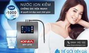 Thế Giới Điện Giải là đối tác chiến lược số 1 của IONIA tại thị trường châu Á
