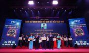 Ông Nguyễn Vũ Bảo Hoàng – Tổng Giám đốc Thuduc House vinh dự nhận Cup Thánh Gióng Top 100 Doanh nhân Việt Nam tiêu biểu