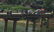 Hà Tĩnh: Nam thanh niên gieo mình xuống sông Ngàn Phố tự tử vì chuyện nợ nần