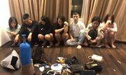 Tin tức pháp luật mới nhất ngày 10/1/2020: Nhóm thanh niên vào khách sạn tổ chức chơi ma túy tập thể