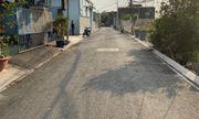 """Xã Vĩnh Lộc B (Bình Chánh): đường xá khang trang nhờ công tác """"dân vận khéo"""""""