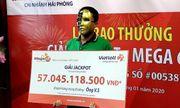 Lộ diện tài xế Grabbike người Ninh Bình trúng giải Jackpot của Vietlott hơn 57 tỷ đồng