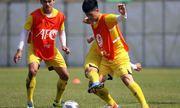 HLV Park Hang Seo thoải mái để báo chí tác nghiệp sau trận hòa UAE