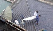 Điều tra nghi vấn nam bệnh nhân nhảy lầu tự tử tại bệnh viện