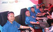 Nghệ An: Hưởng ứng ngày 'Chủ nhật đỏ', 1.200 người tham gia hiến máu