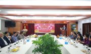 Hội Luật gia Việt Nam gặp mặt tri ân cán bộ hưu trí nhân dịp Xuân Canh Tý 2020