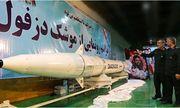 Iran sở hữu tên lửa