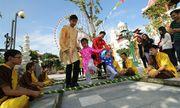 Tết này, Đà Nẵng đã có lễ hội hoa Xuân Phát Tài còn rực rỡ hơn