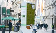 London lắp đặt cây nhân tạo khắp thành phố để hấp thụ ô nhiễm