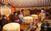 Tết cổ truyền trên cao nguyên Mông Cổ