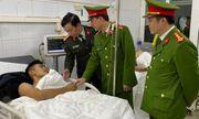 Nhường mặt nạ phòng độc cứu người, 3 chiến sĩ chữa cháy phải nhập viện cấp cứu