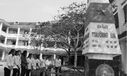 Độc đáo ngôi trường có 16 lớp học mang tên các hòn đảo Trường Sa, Hoàng Sa