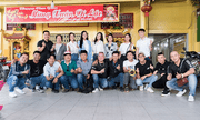 Nhung Tran Group và Team Ms& Mr international Business thiện nguyện cuối năm