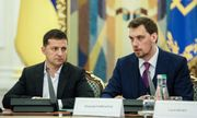 Bị cáo buộc nói xấu sau lưng tổng thống, thủ tướng Ukraine viết đơn từ chức