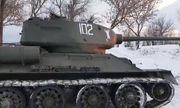 Video: Xe tăng T-34 huyền thoại từ Thế chiến thứ II vẫn gầm rú mãnh liệt