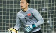 Sau thất bại tại VCK U23 châu Á, thủ môn Bùi Tiến Dũng không dự AFC Champions League cùng CLB TP.HCM